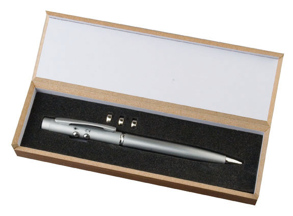 Pix cu lumina laser si LED in penar frumos de lemn. Personalizarea va recomandam prin gravura laser | 1531807