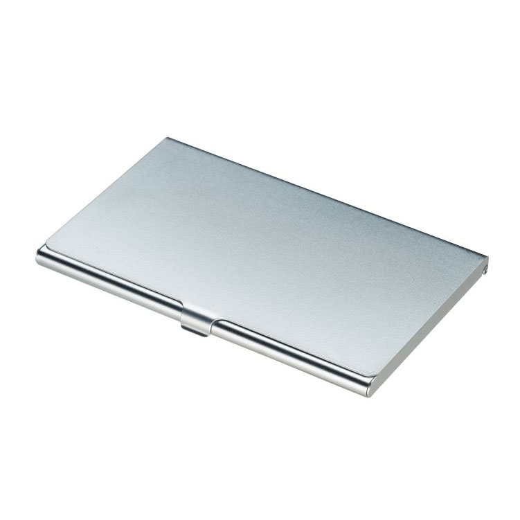 Port carti de vizita din metal mat | 2220607