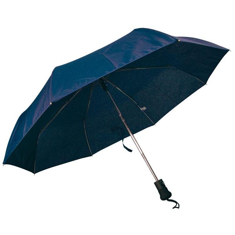 Umbrela pliabila mini, albastra, Navy | 4519344
