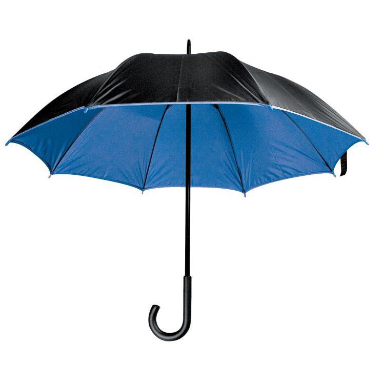 Umbrela lux cu tija metalica si perete dublu | 4519704