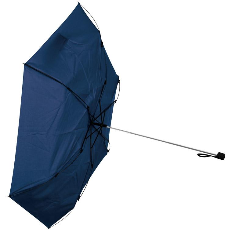 Umbrela pliabila mini, rezistent, cu maner cauciucat in husa; cod produs : 4753044