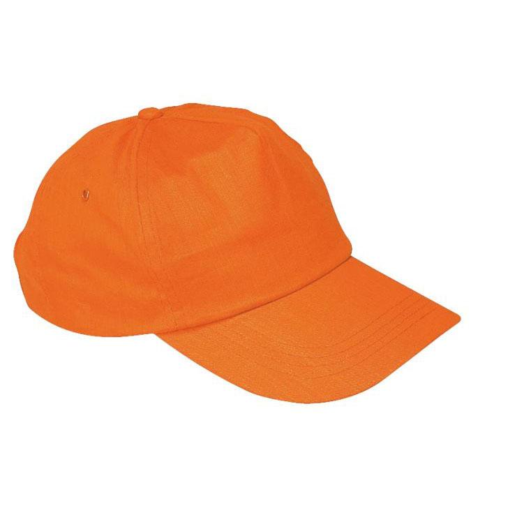 Sapca baseball panza portocalie; cod produs : 5044710