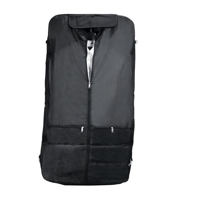 Geanta pentru costum, neagra | 6380103