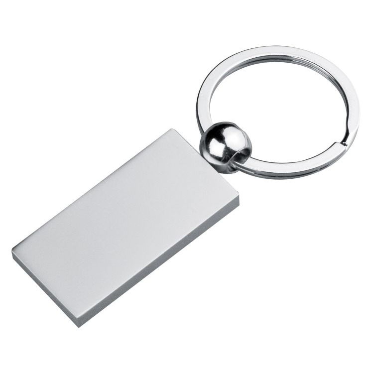 Breloc metalic-dreptunghi - simplitatea lui va va seduce | 9227307