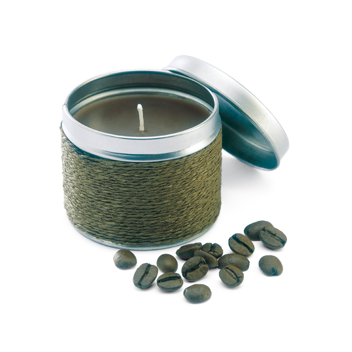 Lumanari parfumate in cutiuta metalica. ;IT2873-01