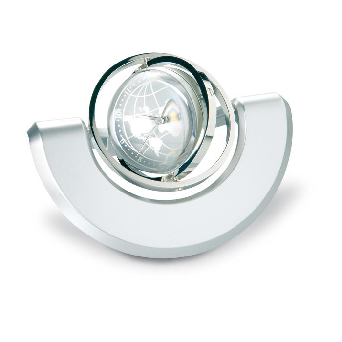 Ceas din metal cu rama foto | IT3578-16