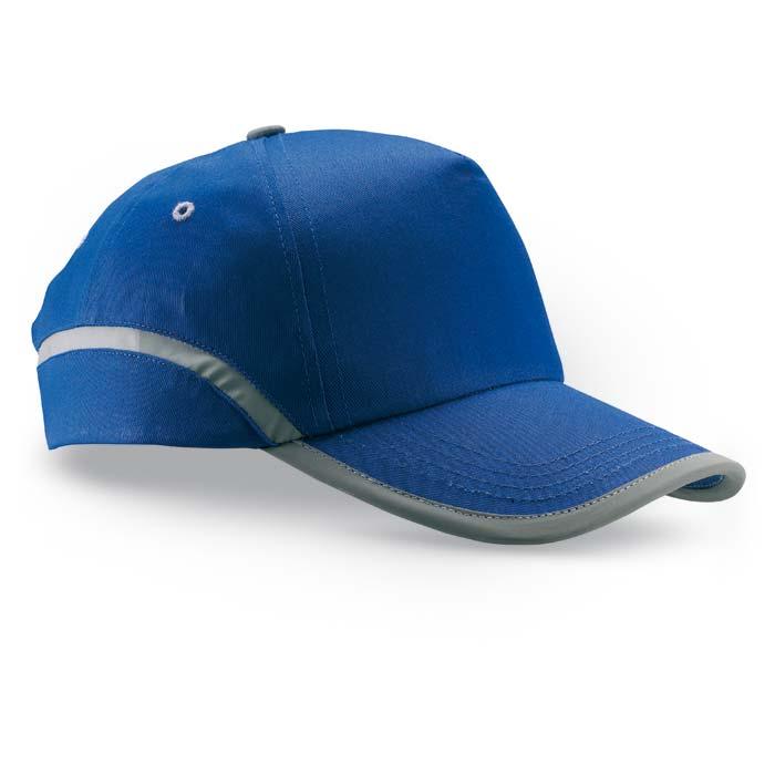Sapca de baseball cu panglica contrastanta, albastra; cod produs : KC6403-37