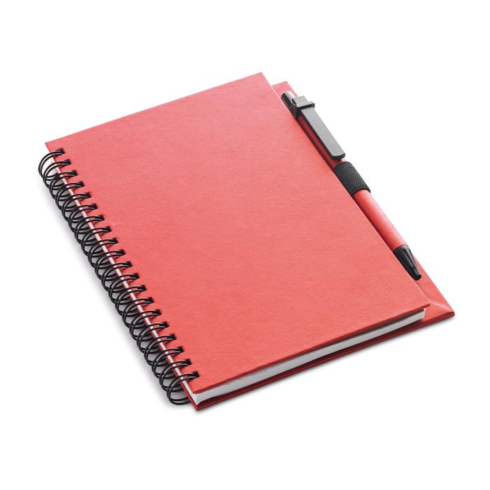 Agenda cu coperta groasa, marime A5 cu 70 de pagini;MO7172-05