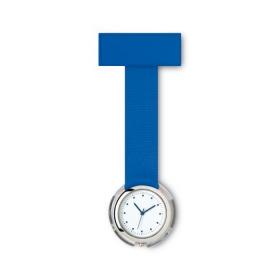 Ceas analogic cu placa PVC pentru personalizare. Rezistent la apa. 1 baterie de tip celula inclusa. | MO7662-04