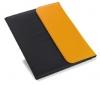 Mapa de documente A4, neagra / portocaliu; cod produs : 14006.22