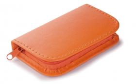 Set manicura din 7 piese, portocaliu | 62043.22