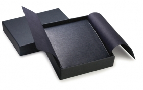 Portofel de piele Norwood, negru | 77039.30