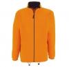 Hanorac fara gluga Silanta, portocaliu; cod produs : 37006.22
