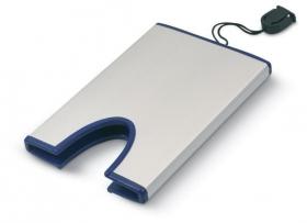 Port card argintiu / albastru;AR1246-04