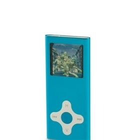 MP4 player, 2GB, albastru deschis;MO2009-12
