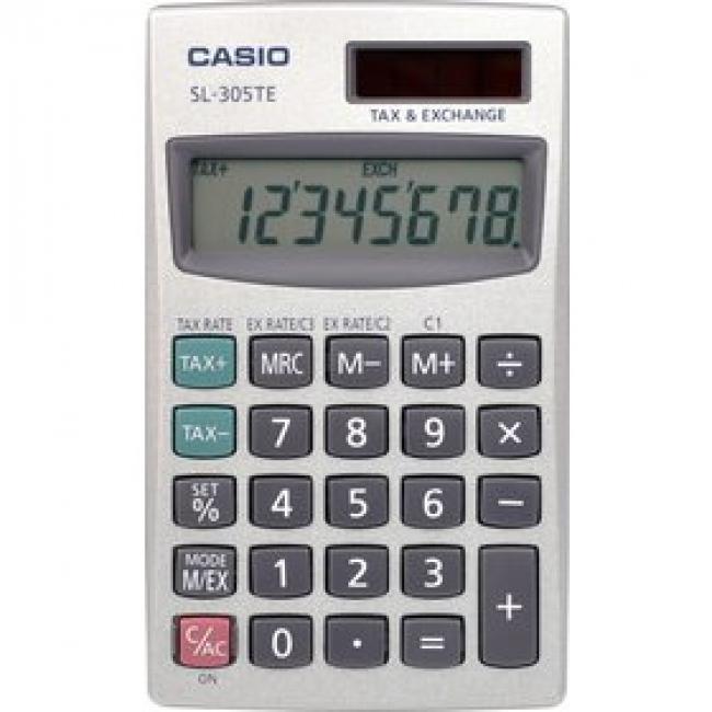 Calculator Casio | SL-305TE
