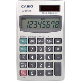 Calculator Casio;SL-305TE