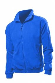 Jacheta fleece Stedman barbat, albastru royal;ST5000_BY