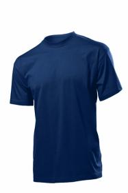 Tricou Stedman clasic barbat, albastru Navy;ST2000_NV