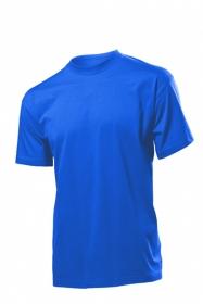 Tricou Stedman clasic barbat, albastru Royal;ST2000_BY
