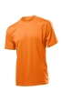 Tricou Stedman clasic barbat, portocaliu; cod produs : ST2000_OR