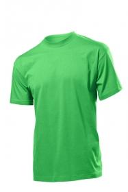 Tricou Stedman clasic barbat, verde Kelly;ST2000_KG