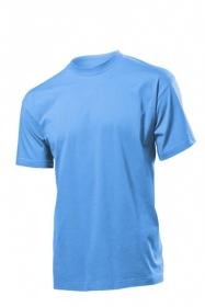 Tricou Stedman clasic barbat, albastru deschis;ST2000_LB