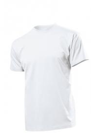Tricou Stedman Comfort barbat, alb | ST2100_WH