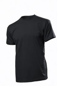Tricou Stedman Comfort barbat, negru opal;ST2100_BO