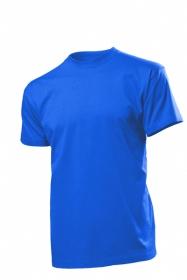 Tricou Stedman Comfort barbat, albastru Royal;ST2100_BY