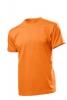 Tricou Stedman Comfort barbat, portocaliu; cod produs : ST2100_OR