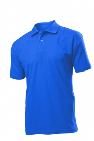 Tricou Stedman polo barbat, albastru Royal;ST3000_BY