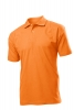 Tricou Stedman polo barbat, portocaliu; cod produs : ST3000_OR