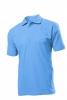 Tricou Stedman polo barbat, albastru deschis; cod produs : ST3000_LB
