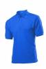 Tricou Stedman polo 65/35, albastru Royal; cod produs : ST3300_BY