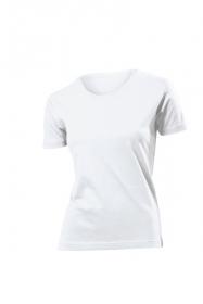 Tricou Stedman clasic dama, alb | ST2600_WH