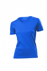 Tricou Stedman clasic dama, albastru Royal;ST2600_BY