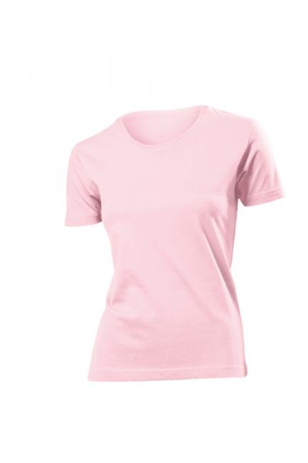 Tricou Stedman clasic dama, roz deschis | ST2600_LP