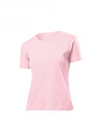 Tricou Stedman Comfort dama, roz deschis;ST2110_LP