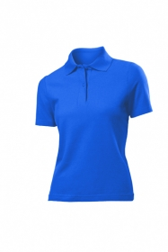 Tricou Stedman polo dama, albastru Royal;ST3100_BY