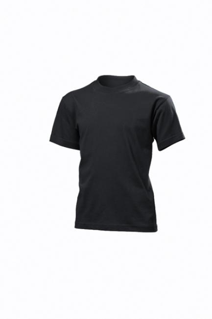 Tricou Stedman clasic copii, negru opal | ST2200_BO