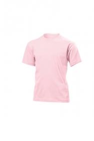 Tricou Stedman clasic copii, roz deschis;ST2200_LP