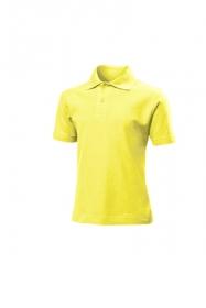 Tricou Stedman polo copii, alb | ST3200_WH