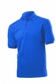 Tricou Hanes G100 albastru Royal;HAG100_RB