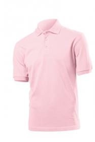 Tricou Hanes G100 roz;HAG100_LP