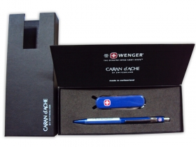 Set Wenger Swiss Duo, pix si briceag | 6850016