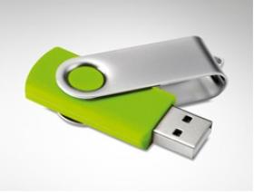 USB plastic cu accesorii metalice | MO1001-09