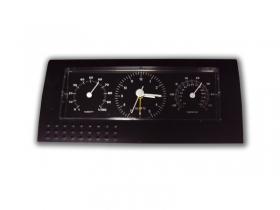 Ceas de birou cu 3 ceasuri | 8529