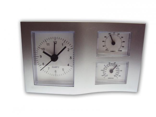 Ceas de birou cu 3 ceasuri | KC2453