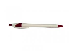 Pix Bic rosu / alb;Y126 BC RO